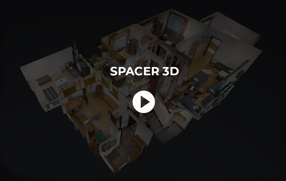 spacer 3D